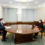 Președinta Maia Sandu, a  avut o întâlnire cu Procurorul General al Republicii Moldova, Alexandr Stoianoglo. A solicitat informații despre mersul investigațiilor pe dosarele de rezonanță