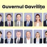 Natalia Gavrilița a prezentat lista viitorilor miniștri, pe 6 august vor cere votarea guvernului